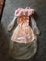 SIZE 10-12 Princess Costume in Fort Lewis, Washington