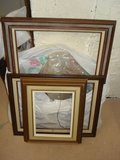 Wood picture frames reduced in Joliet, Illinois