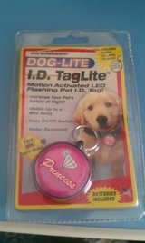 Princess Dog-Lite ID TagLite Motion Activated Tag in Chicago, Illinois