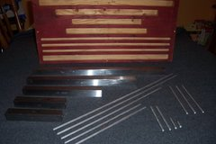 Long Custom Gauge Block Set in Schaumburg, Illinois